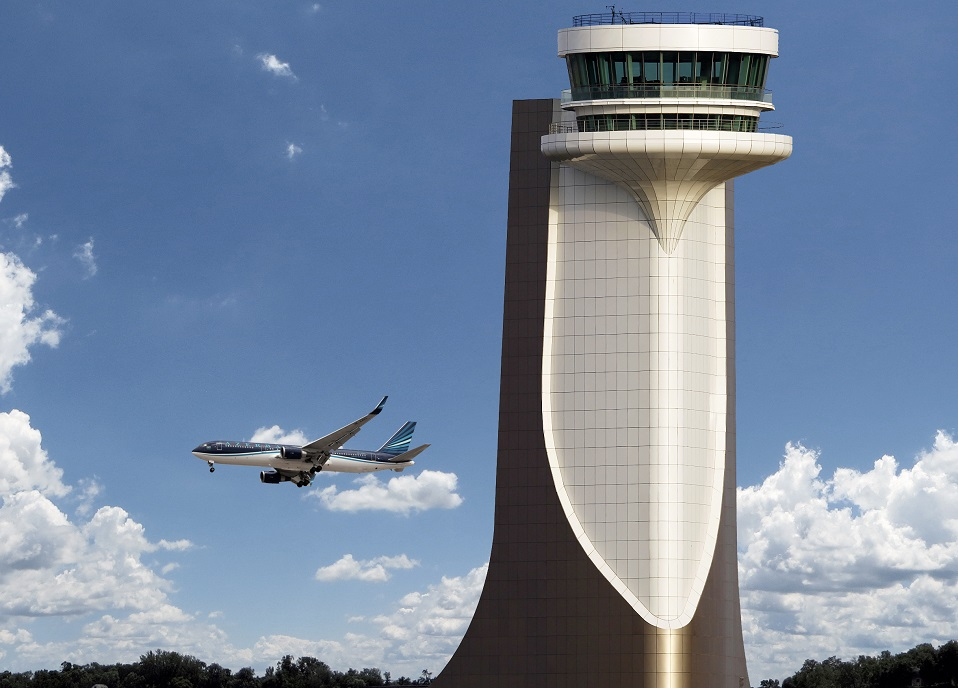 Construction and installation of Air Traffic Control Tower