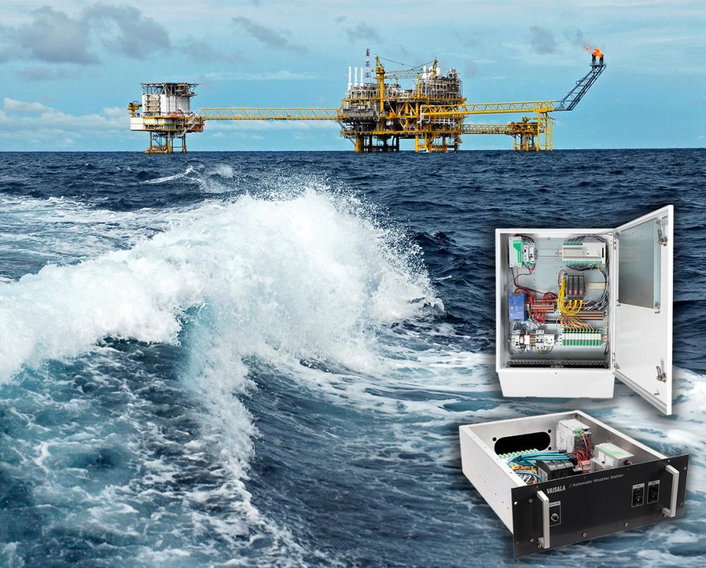 Installation and maintenance of Marine Hydrometeorological network